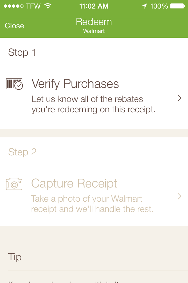 ibotta review   how to use ibotta   how to save money on groceries with your phone
