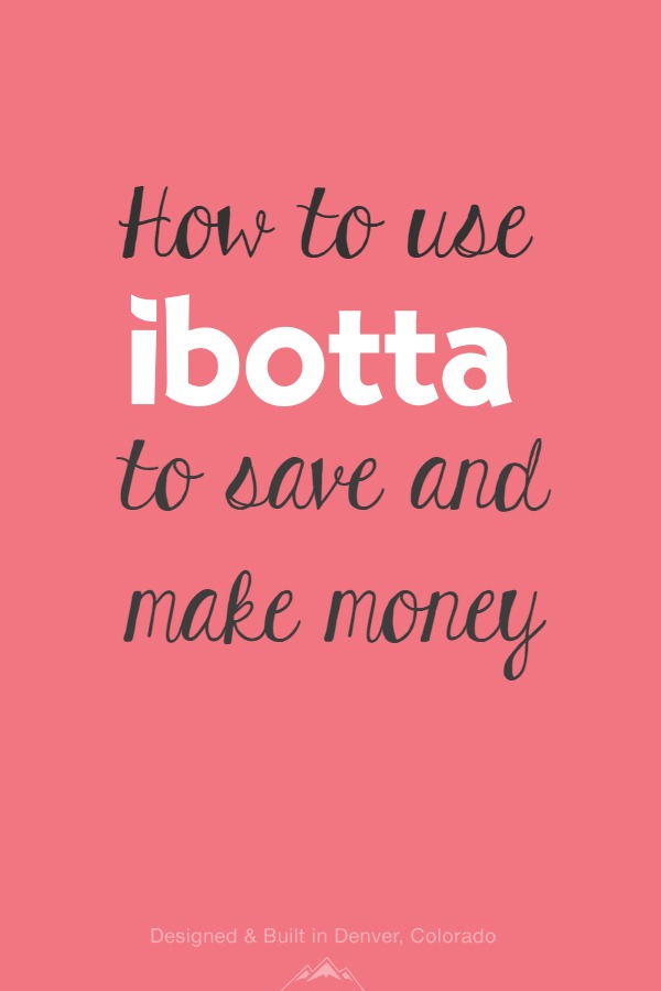 How to use Ibotta to save and make money | I need to download this app!