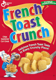 French Toast Crunch is back! Read the article to learn more.