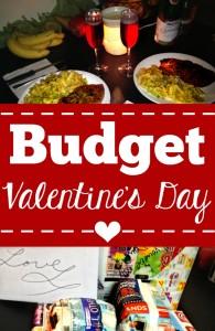 budget valentine's Day