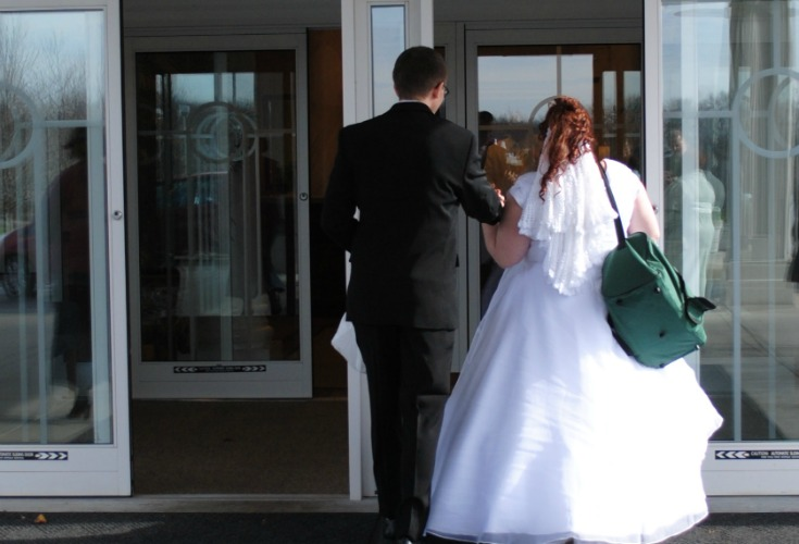 Avoiding Exclusion in LDS Temple Weddings