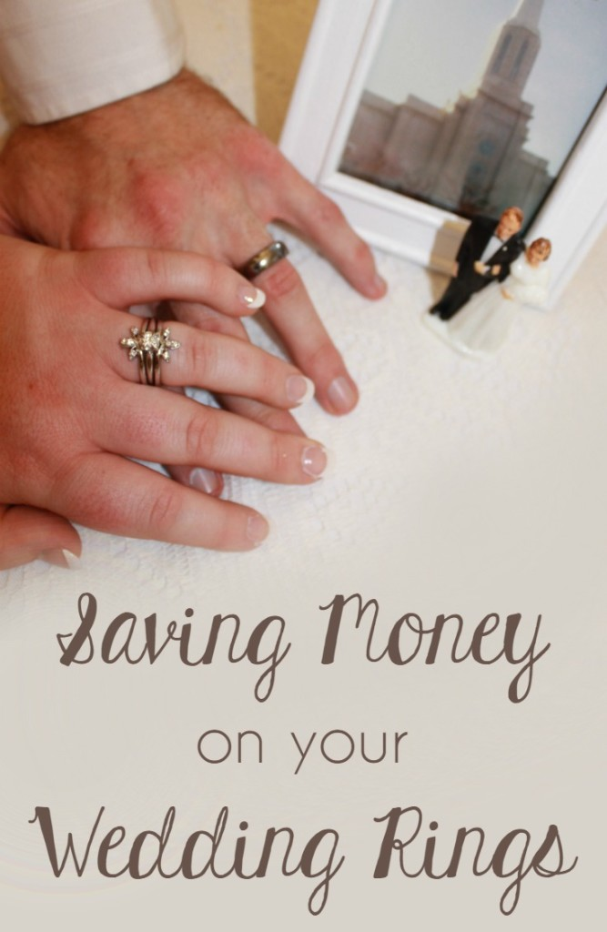Saving Money on your Wedding Rings | Budget Wedding | DIY Wedding