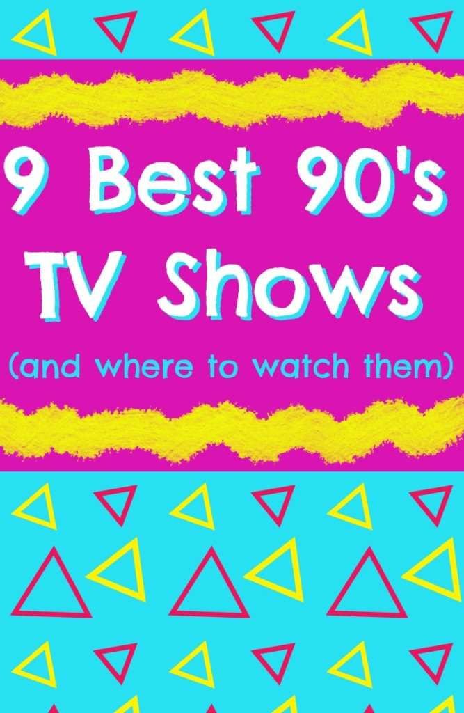These 90's TV shows will make you feel nostalgic. From Boy Meets World and Saved by the Bell to Doug and Charmed, you won't want to miss these classic 1990's TV shows.