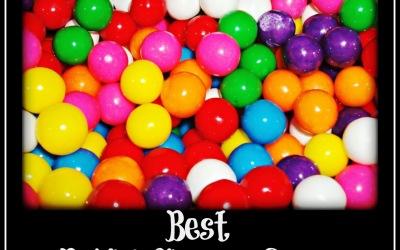 Best Bridal Shower Game Ever – Bubble(gum): Broke Bride