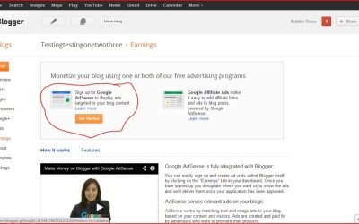 How to add Google AdSense to your Blogger blog: Building a Better Blogger Blog