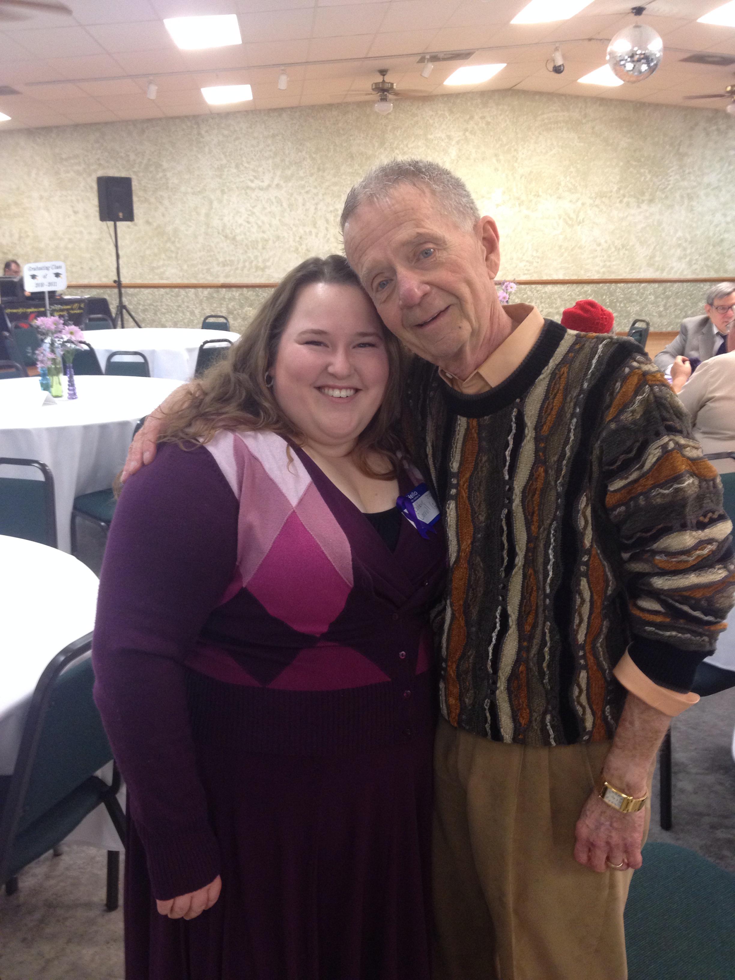 Ronald Webb and Bobbie Gross