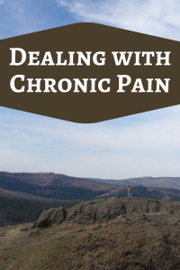 Dealing with Chronic Pain | The story of my battle with chronic pain and my ongoing journey to diagnosis. You are not alone in feeling crazy because of your chronic pain.