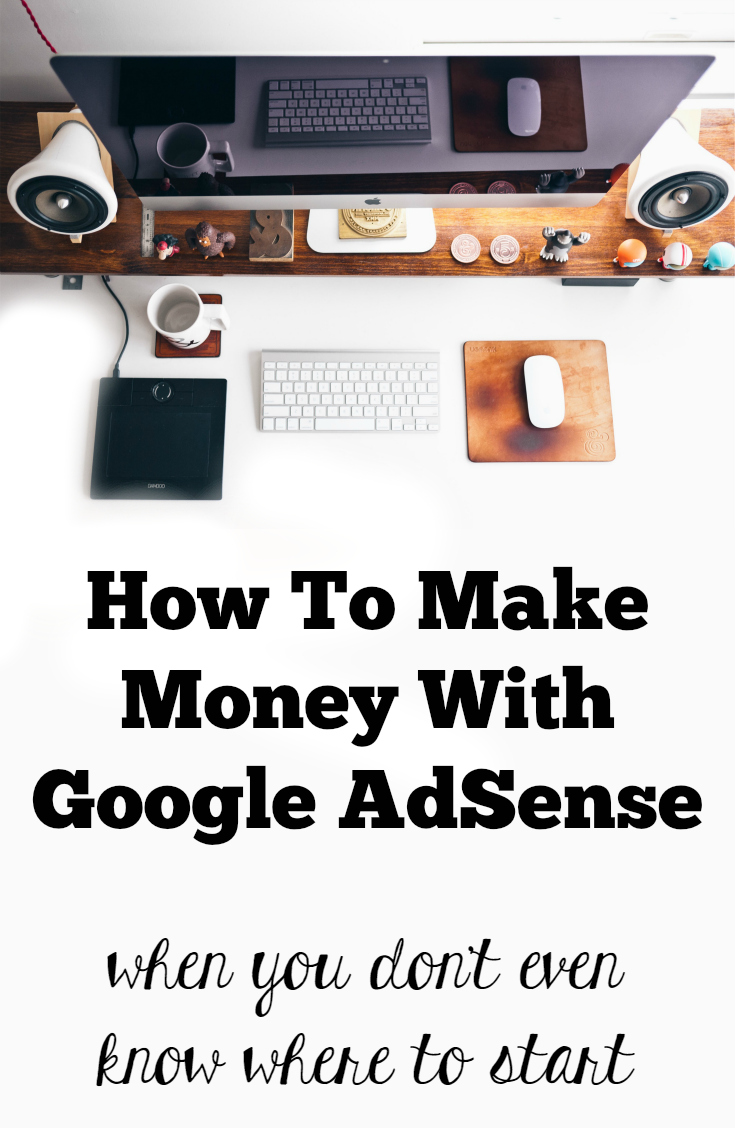 This is a great guide for beginner AdSense users. Learn how to monetize your blog using Google AdSense with step-by-step tutorials for set-up, ad creation, and ad placement.