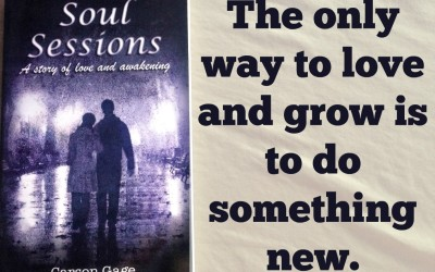 Soul Sessions by Carson Gage | Book Review