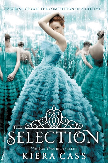 The Selection by Kiera Cass - a young adult dystopian fiction with romance at its heart.