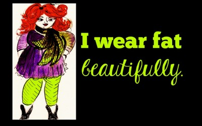 Introducing Fatfully, a plus size blog about this & fat