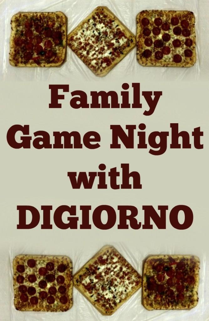 Family Game Night with DIGIORNO #YouBeTheJudge #DIGIORNO #CleverGirls #ad