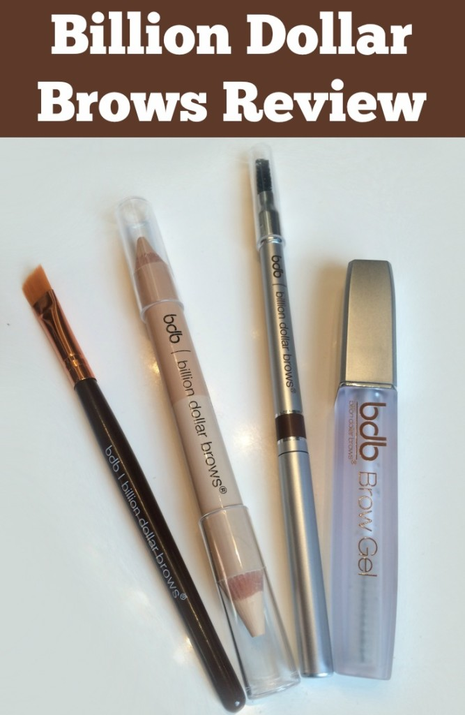 Billion Dollar Brows Review | #billiondollarbrows | eyebrow makeup | eyebrow pencil | Seriously, this eyebrow pencil is the best I have ever used.