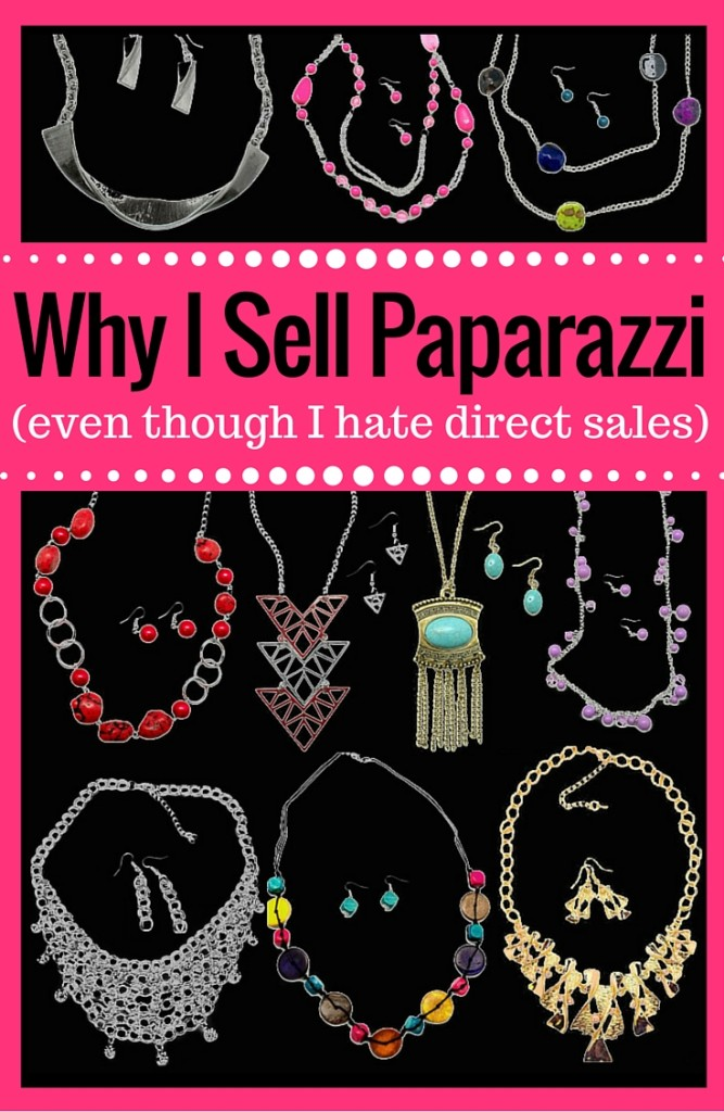Paparazzi jewelry and accessories are only $5 each, and the necklaces all come with earrings. I've always been a frugalista, and the good value is what drew me to Paparazzi Accessories.   This company looks interesting, I love their jewelry.