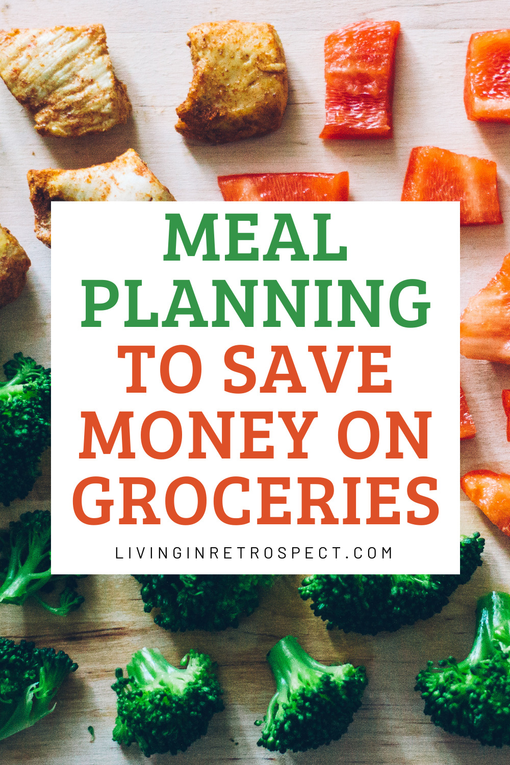 The ultimate guide to meal planning to save money on groceries and lower your grocery bill. Plus, a printable meal plan template and ten tips for saving money.
